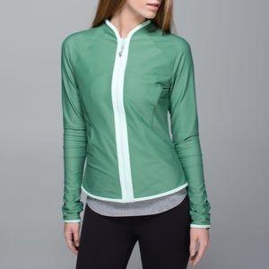 Lululemon Reversible Find Your Bliss Jacket Sz 8
